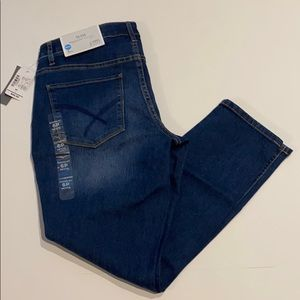 Christopher & Banks SZ 6P Slim Midrise Blue Jeans